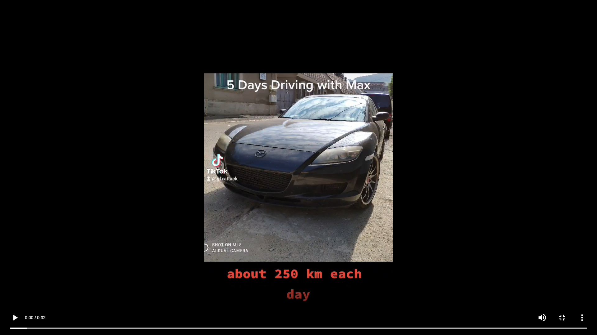 Max: the Mazda RX-8 and 5 Days of Driving Across the Country